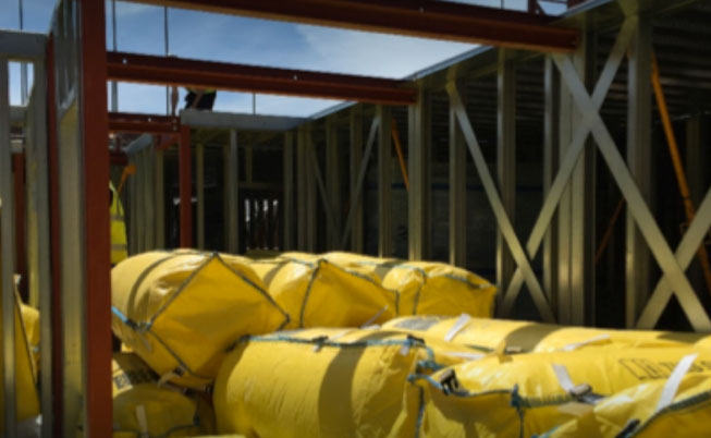 Air Bags & Bean Bags Fall Protection