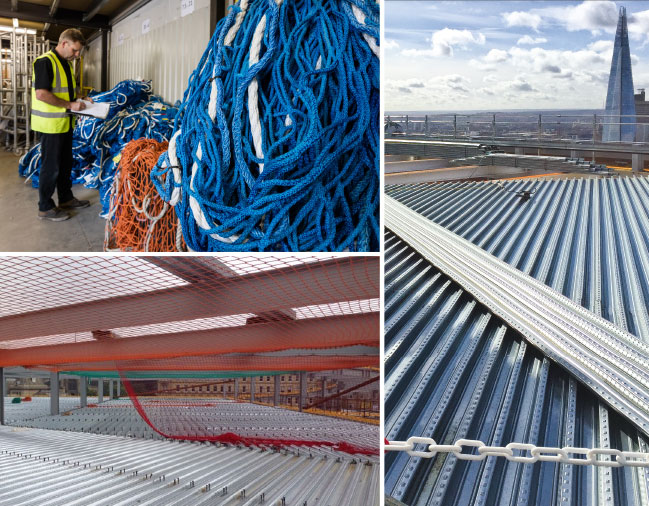 Netting, Installation & Welding